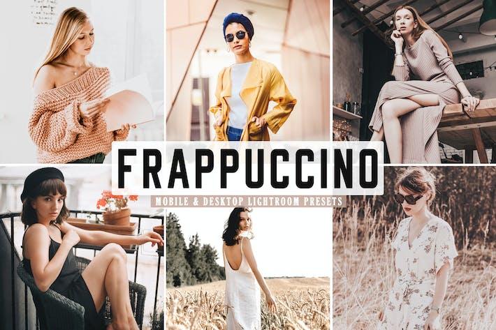 Thumbnail for Frappuccino Mobile & Desktop Lightroom Presets