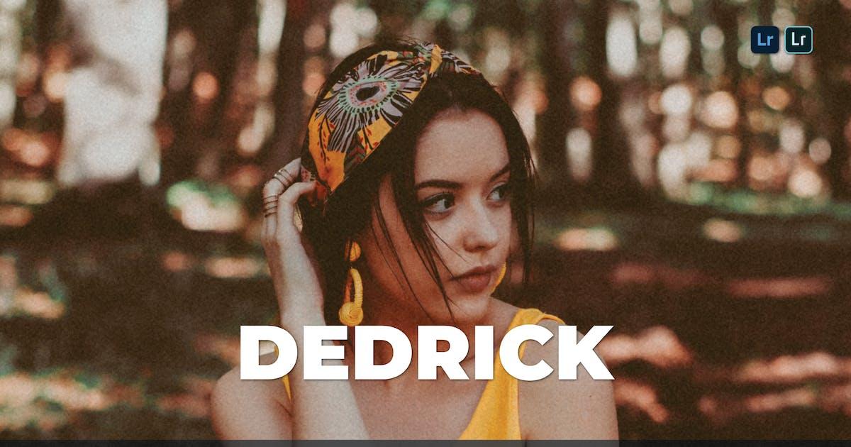 Download Dedrick Desktop and Mobile Lightroom Preset by Bangset