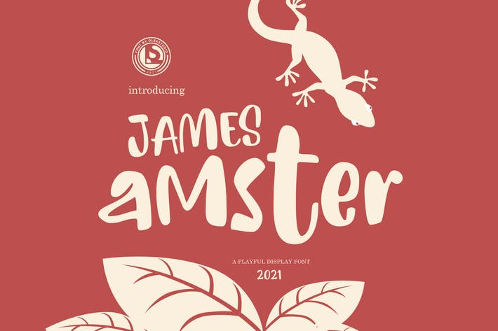 JAMES AMSTER - Pantalla