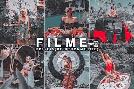 Film Filter Lightroom Presets