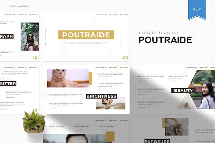 Thumbnail for Poutraide | Keynote Template