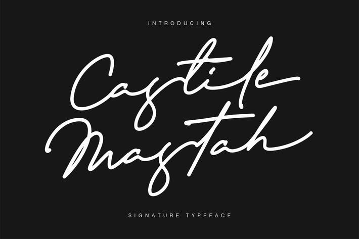 Thumbnail for Castile Mastah Signature