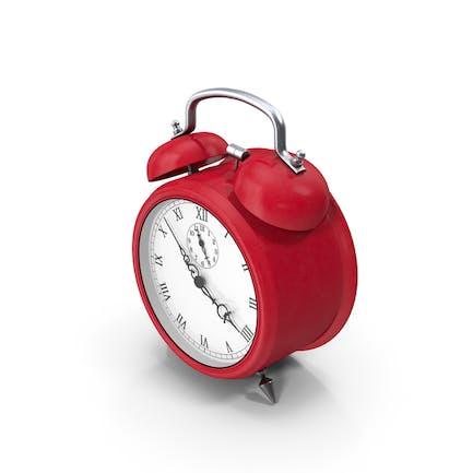 Alarm Clock Red