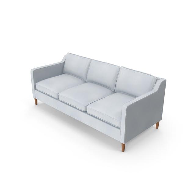 Modernes Sofa aus der Mitte des Jahrhunderts