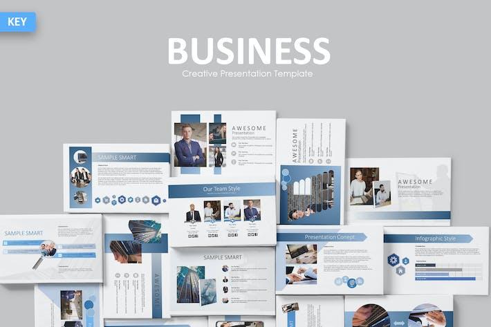 Business | Keynote Template