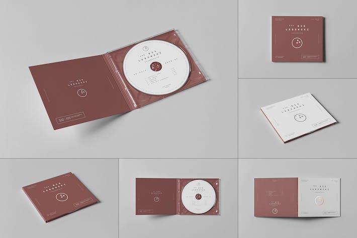 Thumbnail for CD Pack Mock-up