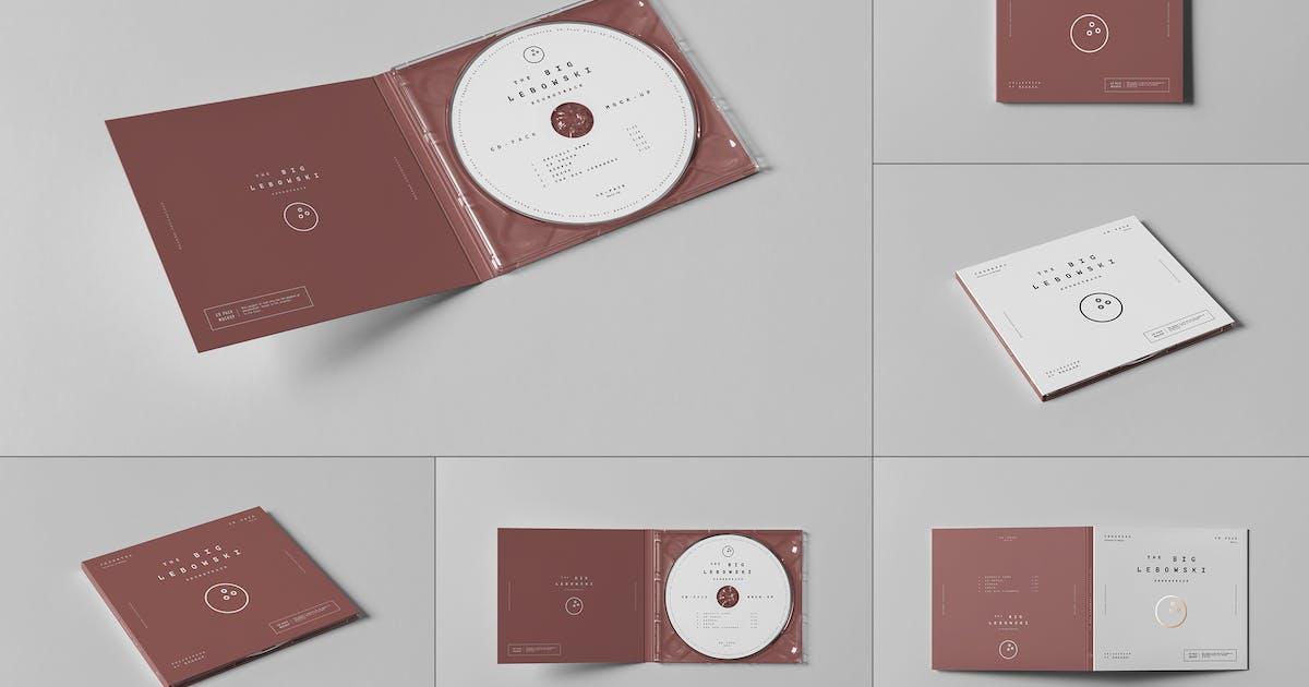 Download CD Pack Mock-up by yogurt86