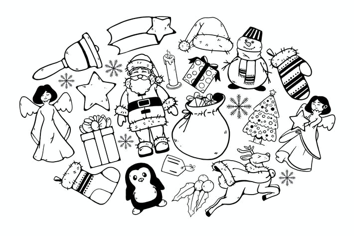Thumbnail for Christmas Symbols