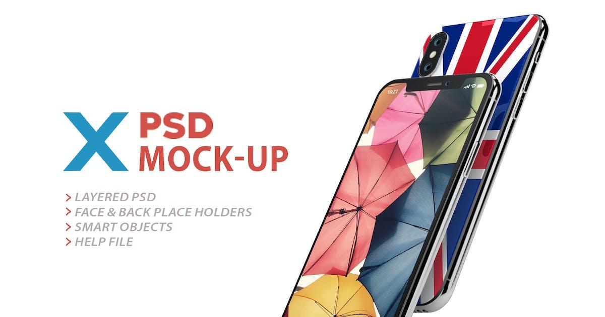 Download PhoneX PSD Mock-Up by Abdelrahman_El-masry