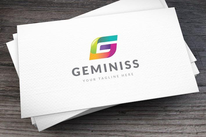 Thumbnail for Geminiss Letter G Logo Template