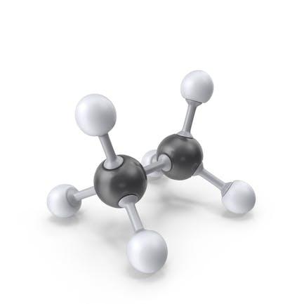 Молекула этана