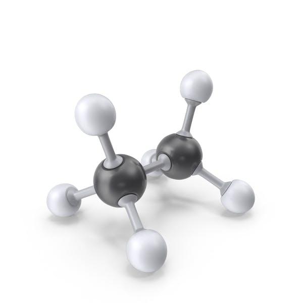 Thumbnail for Ethane Molecule