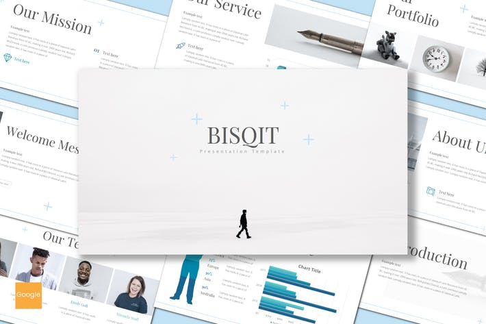 Cover Image For Bisqit - Google Slides Template