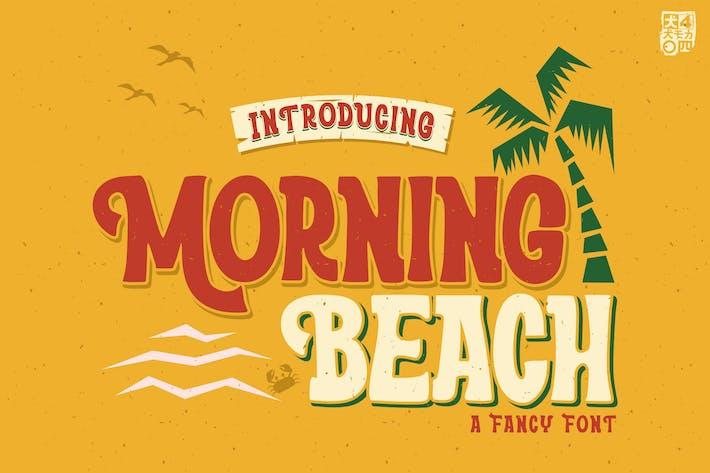 Thumbnail for Morning Beach