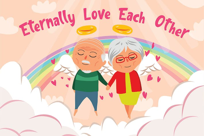 Thumbnail for Love Each Other - Vector Illustration