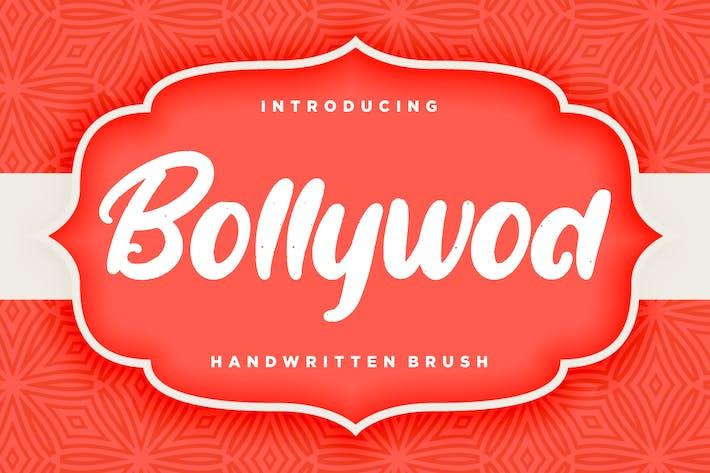 Thumbnail for Bollywod Handwritten Brush
