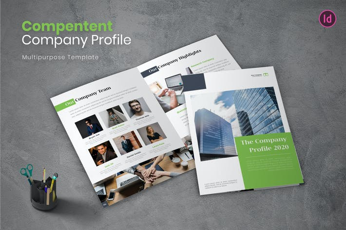 Thumbnail for Compentent Company Profile