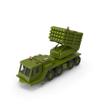 Camión de misiles