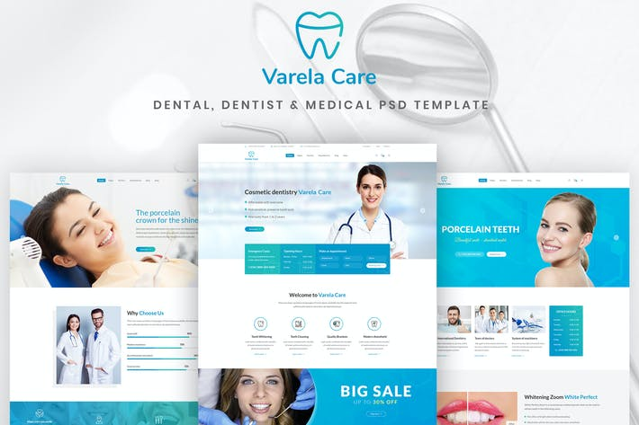 Thumbnail for Varela Care - Dental, Dentist & Medical