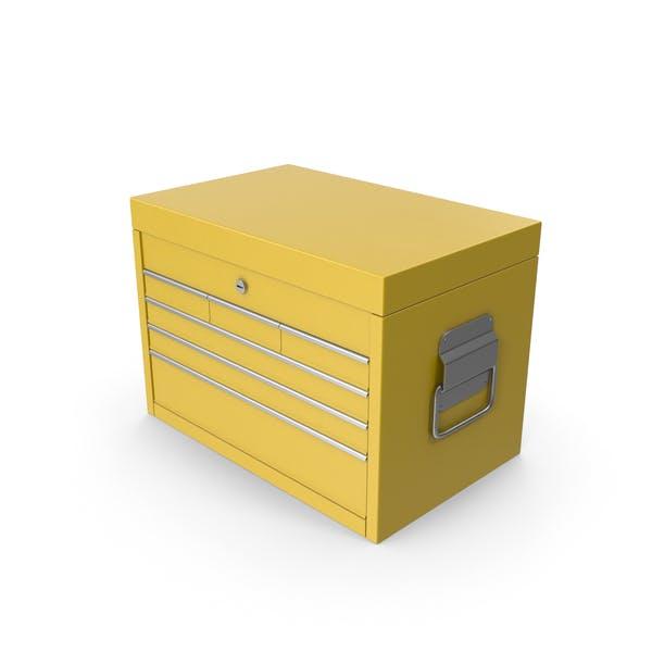 Caja de herramientas Amarillo