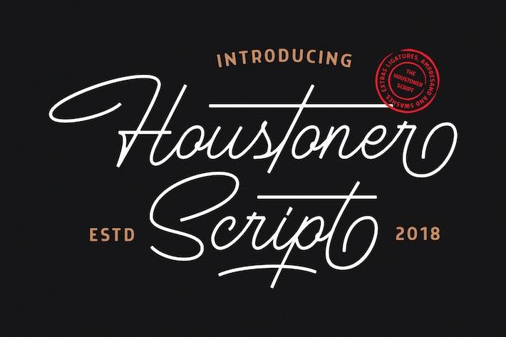Thumbnail for Guión Houstoner + Extras Ampersands