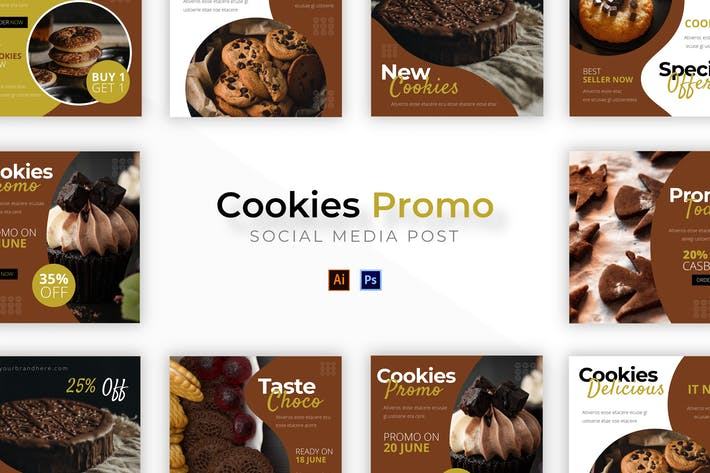 Thumbnail for Cookies Choco Socmed Post