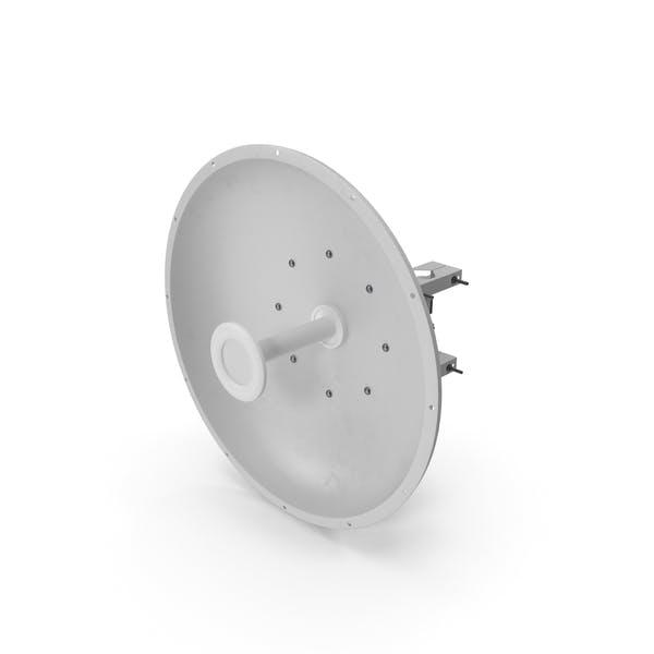 Parabolic Dish Antenne für 5 GHz