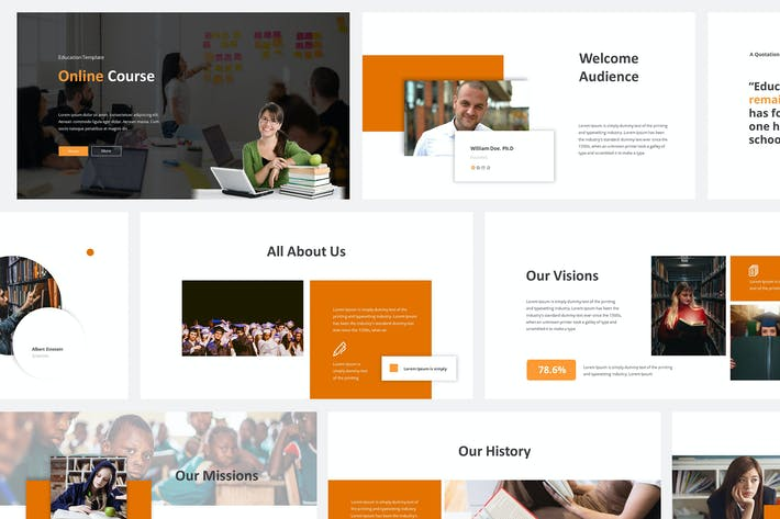 Презентация в режиме онлайн курса Powerpoint