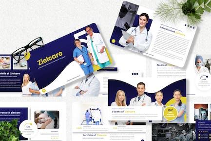 Zielcare - Medical & Healthcare Keynote Template