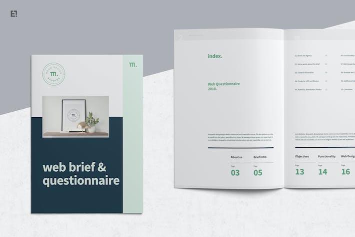 Thumbnail for Web Design Questionnaire