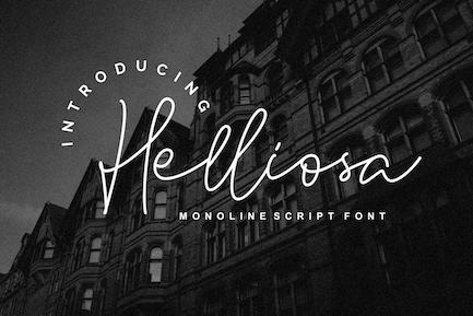 Helliosa Script