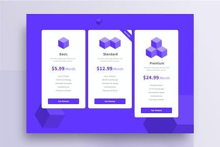 Pricing Plan 01