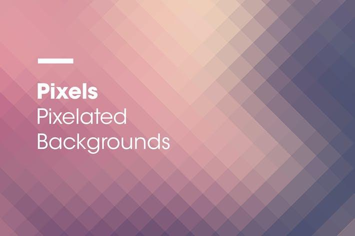Thumbnail for Пиксели | Пиксельные Фоны