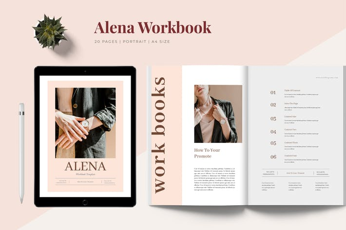 Alinea - Workbook Template