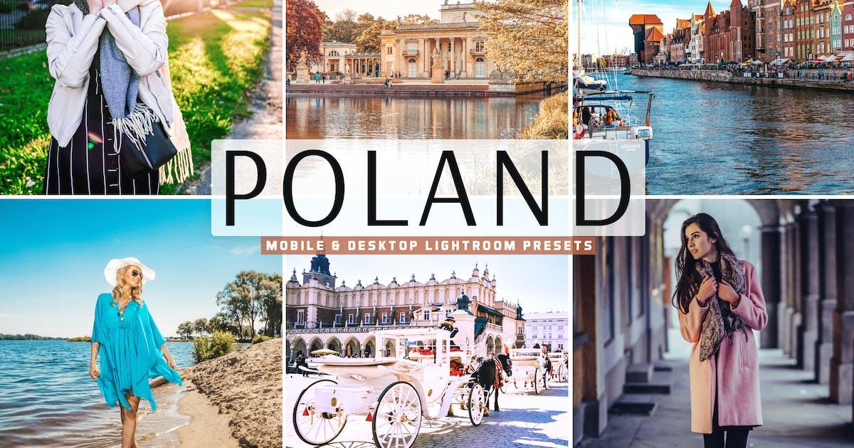 Download Poland Mobile & Desktop Lightroom Presets by creativetacos