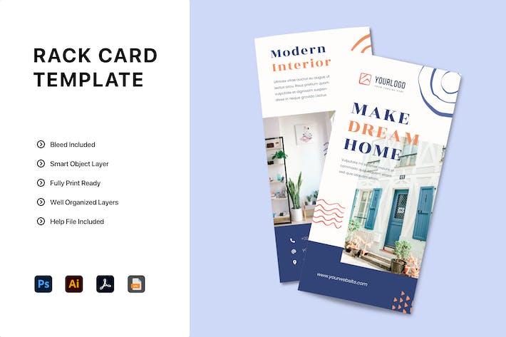 Thumbnail for Brochure Rack Card