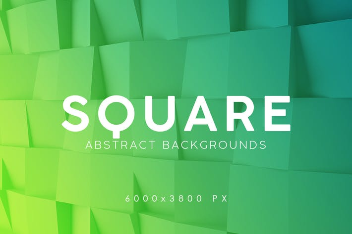 Thumbnail for Square Abstract Backgrounds 2