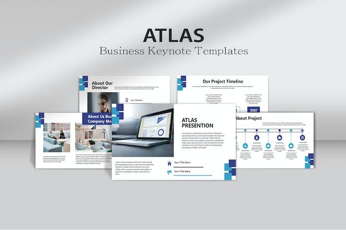 Thumbnail for ATLAS - Ключевые заметки для бизнеса