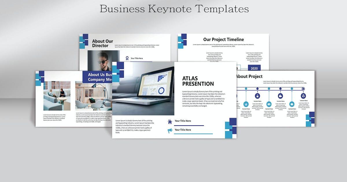 Download ATLAS - Business KeynoteTemplate by joelmaker