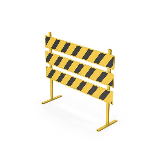 Straßen-Barriere
