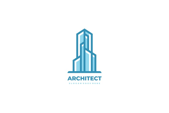Thumbnail for Building Architecture Logo