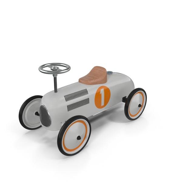 Retro Push Car