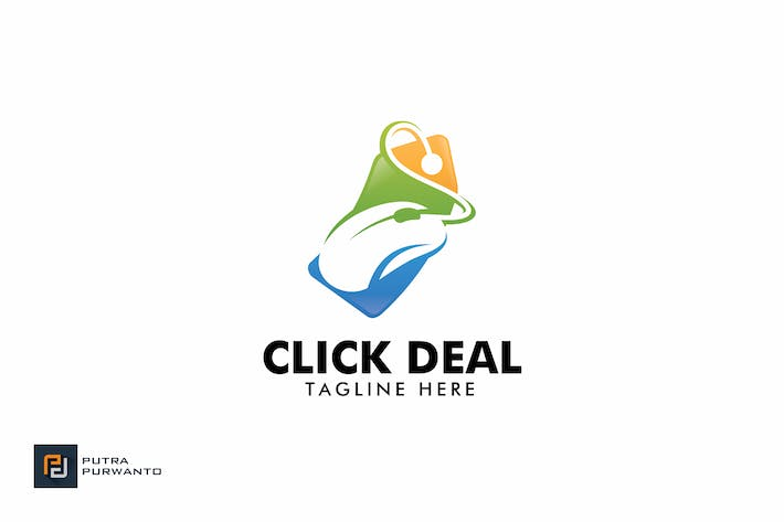 Thumbnail for Click Deal - Logo Template