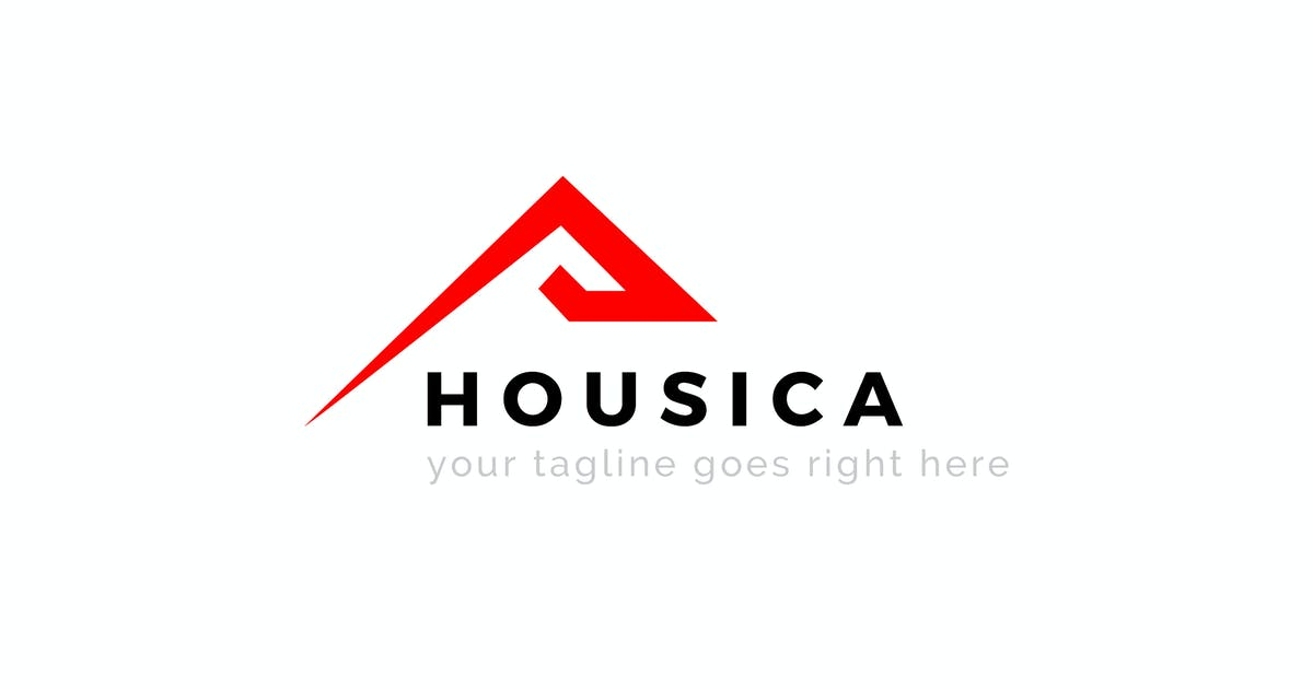 Download Housica - Real Estate Logo Template by ThemeWisdom