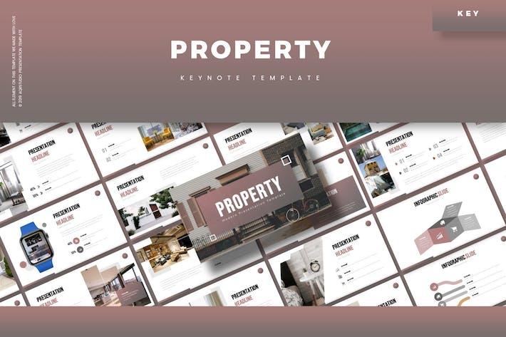 Property - Keynote Template