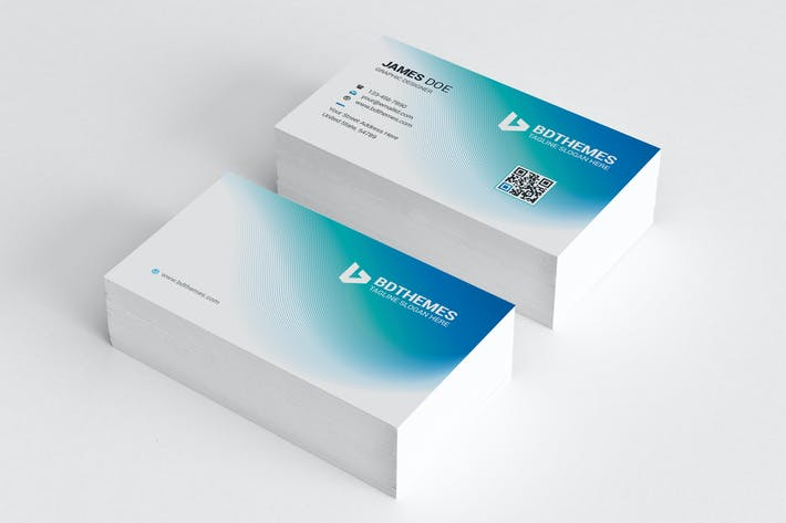 Thumbnail for Business Card Template 03