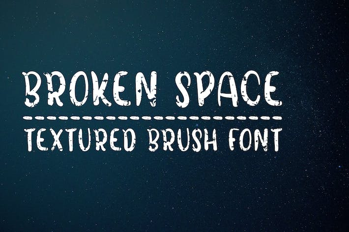 Thumbnail for Broken Space
