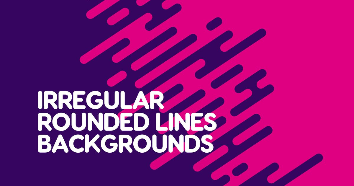 Download Irregular Rounded Lines Backgrounds by themefire
