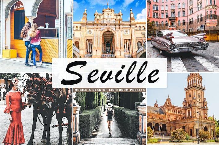 Thumbnail for Seville - Ajustes preestablecidos para salas de iluminación para móviles y de sobremesa