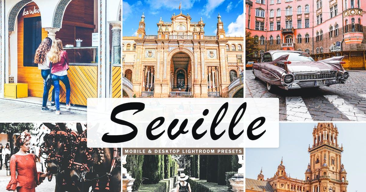 Download Seville Mobile & Desktop Lightroom Presets by creativetacos
